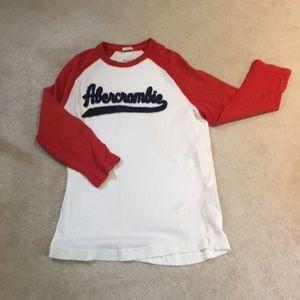 Abercrombie Baseball-Tee